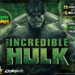 Play Incredible Hulk Fruit Machine