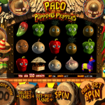 Play Paco & Popping Peppers Free