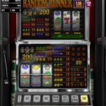 Play Random Runner Fruit Machine