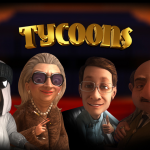 Play Tycoons Video Slot