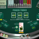 Play Poker Three